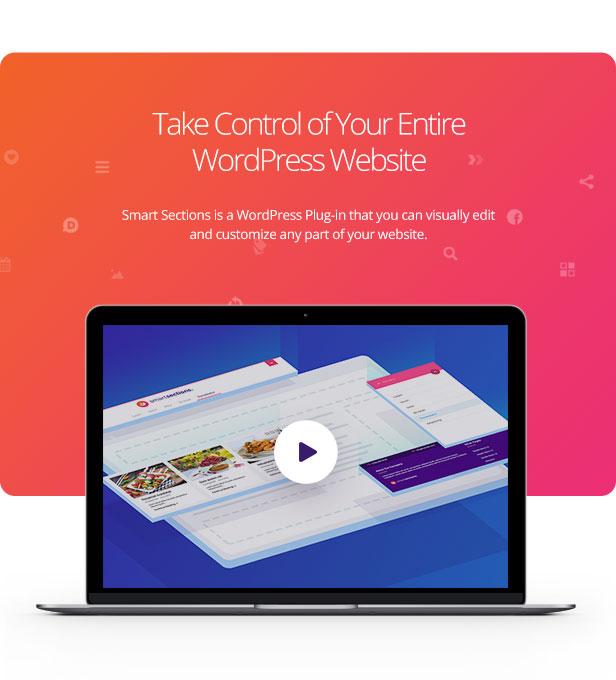 Nulled WordPress Plugins And Themes: Smart Sections Builder